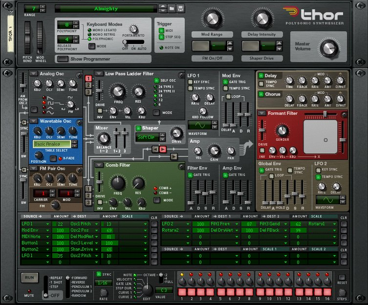 Propellerheads reason | audiomelody.