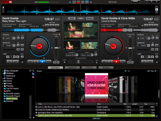 Virtual Dj Home Free Free Music Software Audiomelody