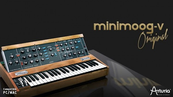 Arturia Minimoog V