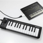 Korg Microkey iPad MIDI Controller
