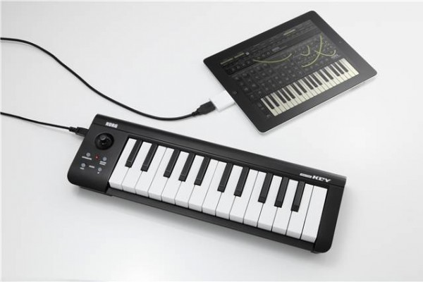 using midi devices with an ipad audiomelody. Black Bedroom Furniture Sets. Home Design Ideas