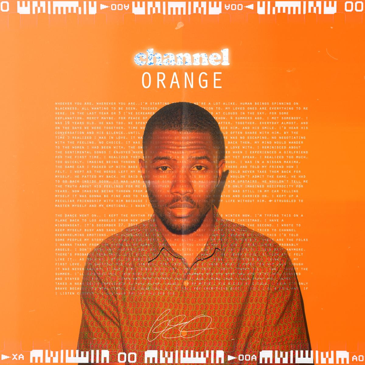 frank-ocean-channel-orange | AudioMelody
