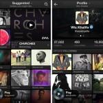 Twitter #Music App