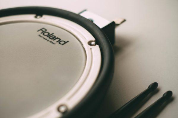 Roland practice drum