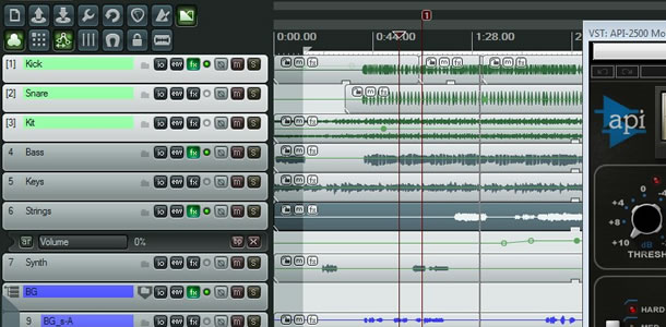 song track maker software free