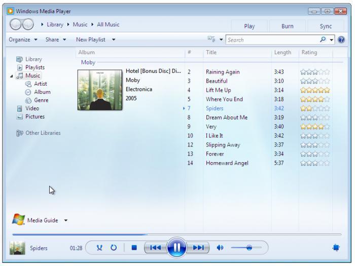 Windows Media Player gratis downloaden - CCM