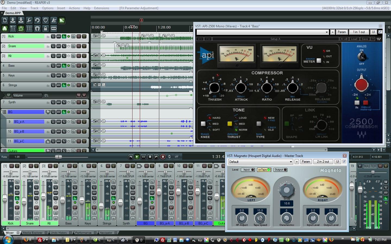 Free Audio Recorder    Build